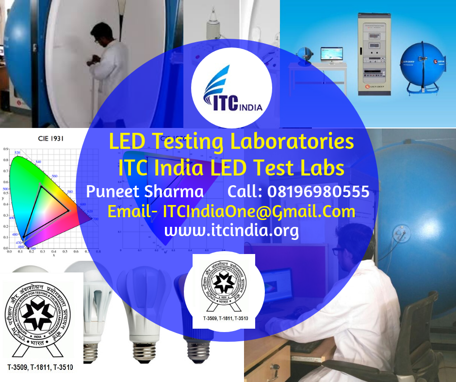 LED Testing Labs | LED Testing Laboratories - LED Testing Lab Near Me