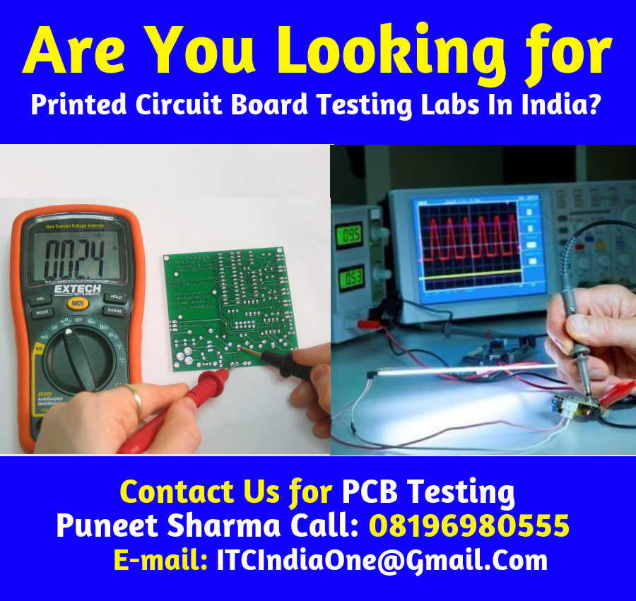 Printed Circuit Board Testing Labs In India